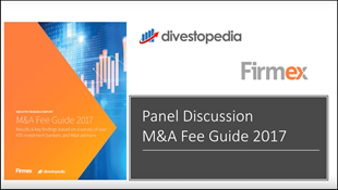 2017 M&A Fee Guide Review