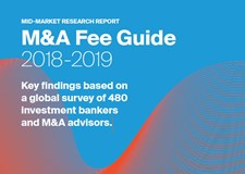 M&A Fee Guide 2018