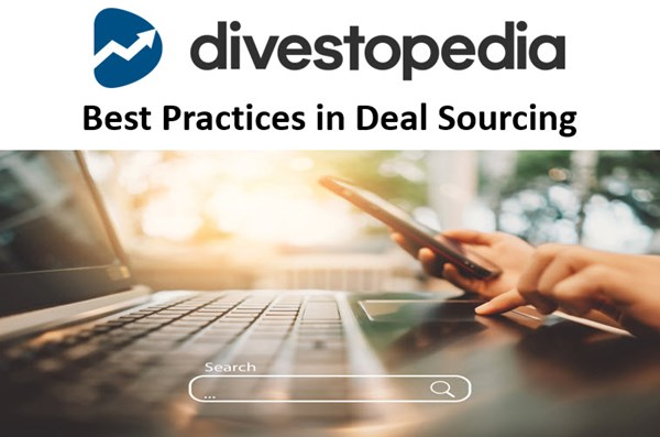 Image for Best Practices in Deal Sourcing