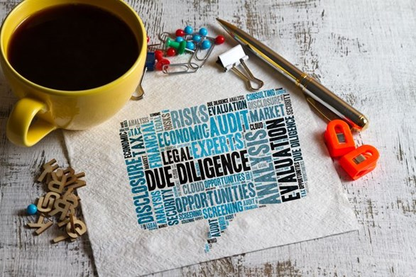 9 Critical Areas for Effective Due Diligence