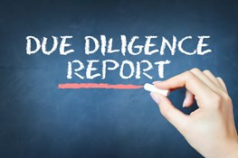 due diligence, operations due diligence