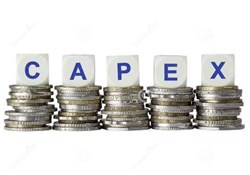 What's the difference between growth capex, maintenance capex and internally financed capex?