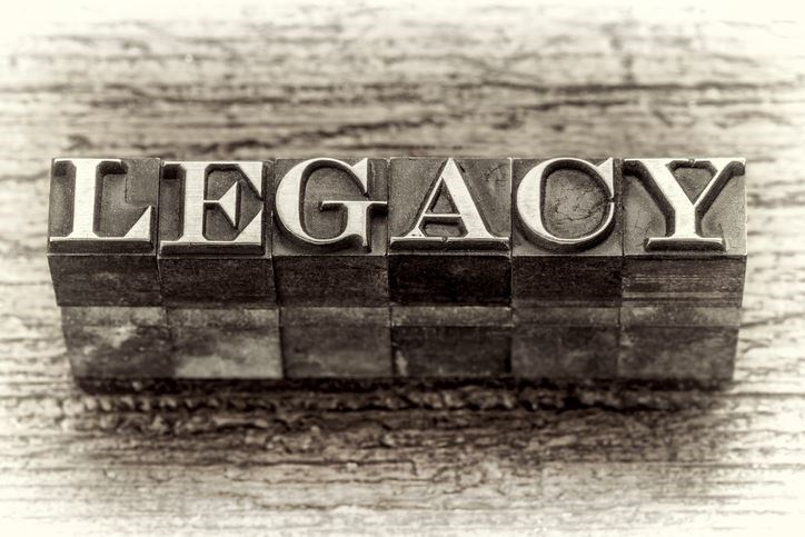 Build a Legacy that Will Transcend Time