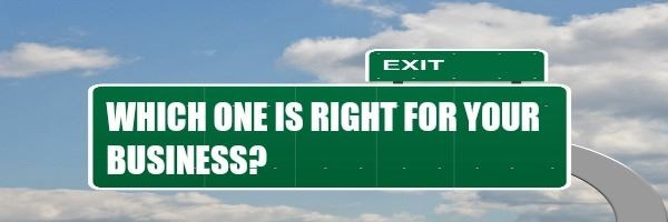 What are Realistic Exit Options for Middle Market Businesses?