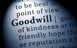 goodwill, intangible asset