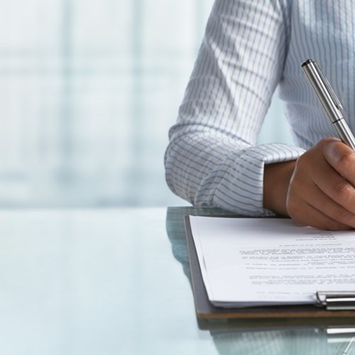 When Should You Sign a Letter of Intent?
