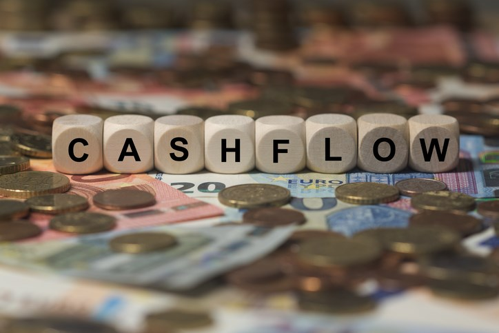 cash flow, value