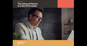 Image for The Future of Finance is in the CFO's Hands