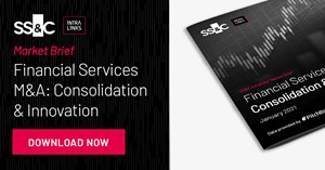 Image for Financial Services M&A: Consolidation & Innovation January 2021