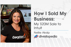 How I Sold My Business Nellie Akalp