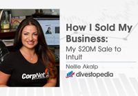 How I Sold My Business: My $20 Million Sale to Intuit