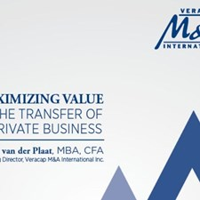 Maximizing Value in the Transfer of a Private Business