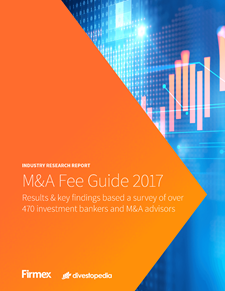 M&A Fee Guide 2017