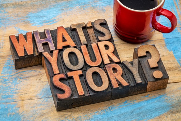 Podcast: What's Your Business Story? Interview with David Mann