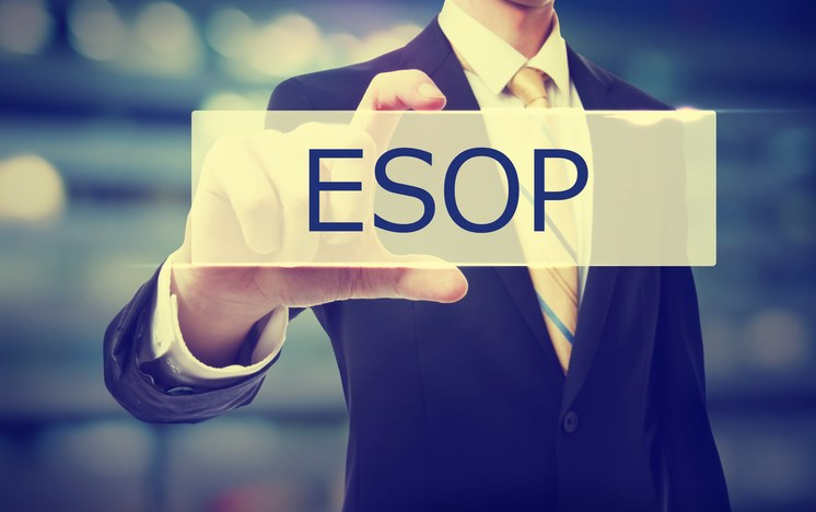 ESOP, buy-side, sell-side