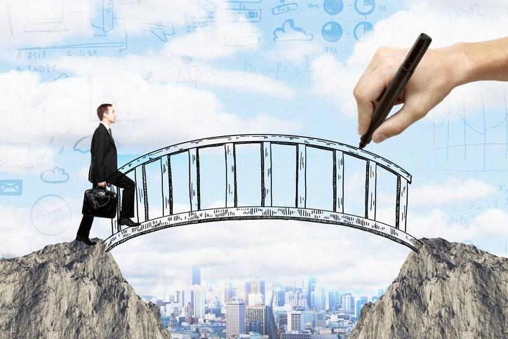 M&A, M&A bridge, transition