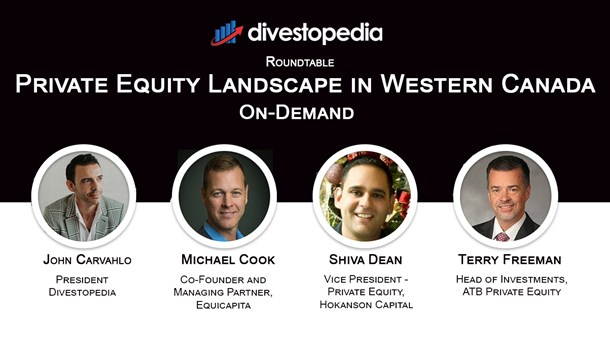 State of Private Equity in Western Canada