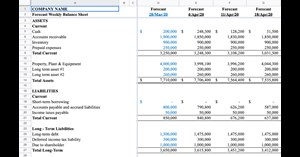 Image for Free Excel Tool: Weekly Cash Flow